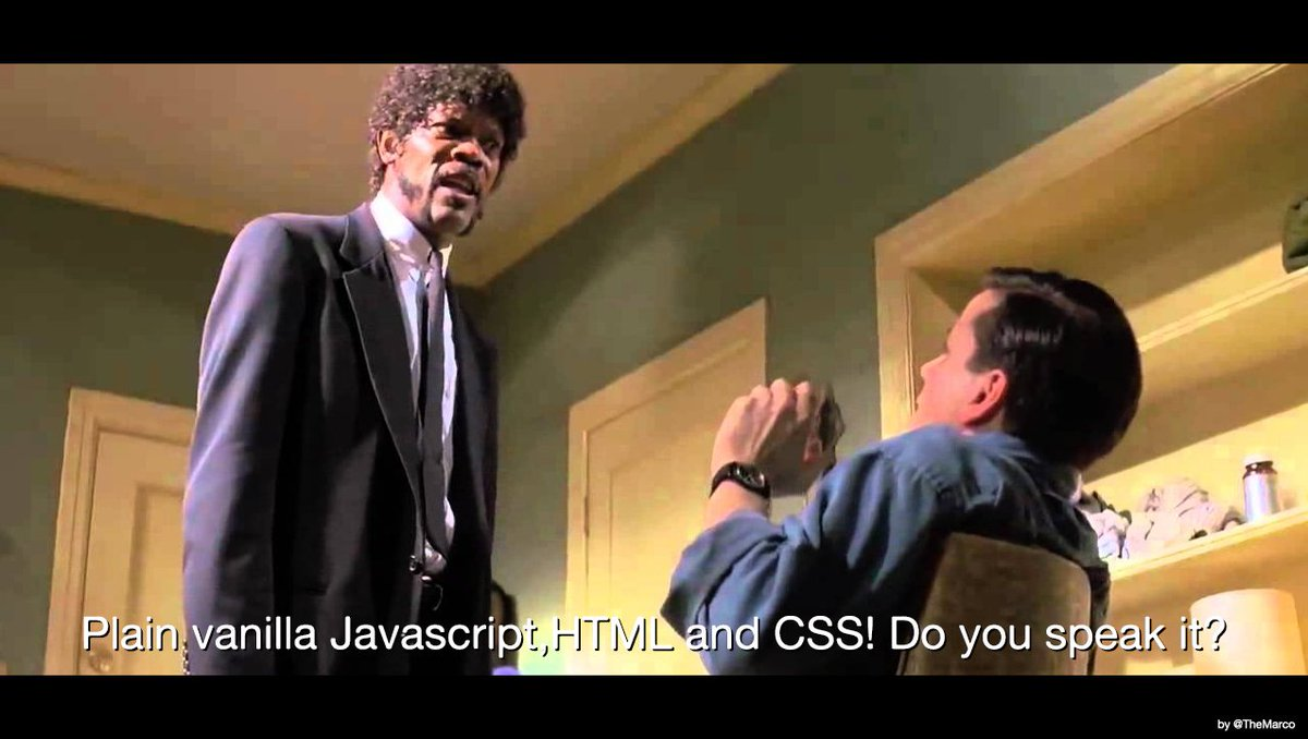 What should happen in every FE interview today. #html #css #javascript #coding #web https://t.co/cGMSgVkmJM