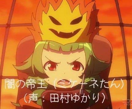 #ロボットガールズZ (9話)より。ゆかりん本体(゚∀゚)キタコレ!! ■こういう皆で合体攻撃シチュエーションは燃える&