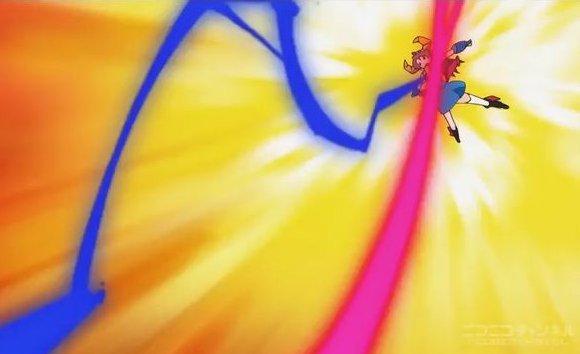 ザウルガイザー!ミラクルハリケーン!バラタックビーム!パルサーカノン! #ロボットガールズZ (9話)