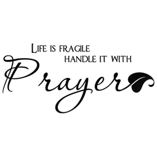 We are praying for all of those in the path of the hurricane and for those lost by it. Blessings to you. https://t.co/GhkhpmVIyd