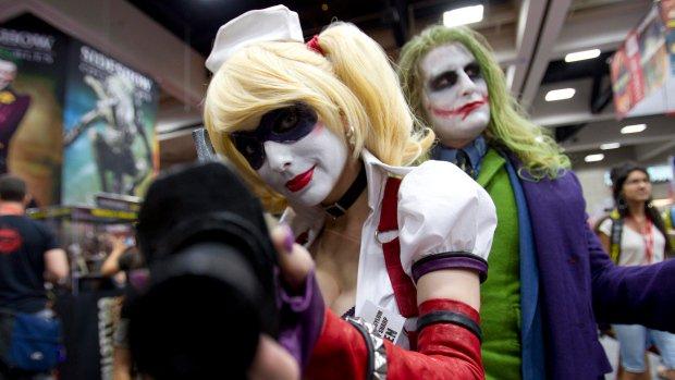 Look, Puddin'! Harley Quinn tops Joker as most popular Halloween costume