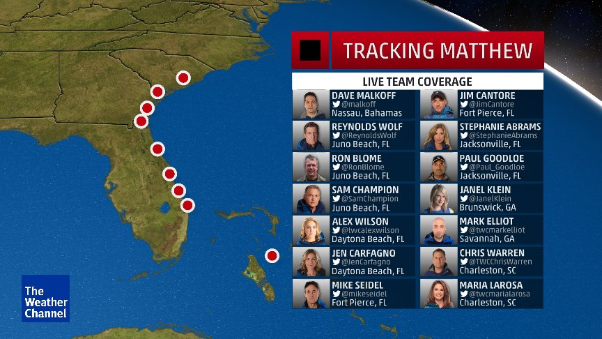 live 24  7 team coverage continues as major  hurricane