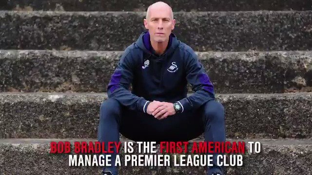 """New Swansea City boss Bob Bradley wants you to know he's not just an """"American manager."""" https://t.co/b2XLGYMDHf"""
