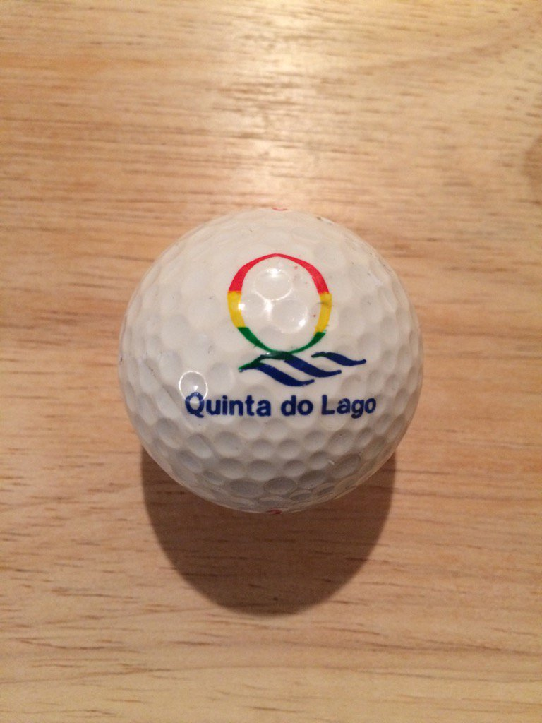 ⛳️ Found With The #Nitehawk ⛳️ An early 1990's version of the @Quinta_do_Lago #logo found! #golf #QuintadoLago https://t.co/XJTF7H30Km