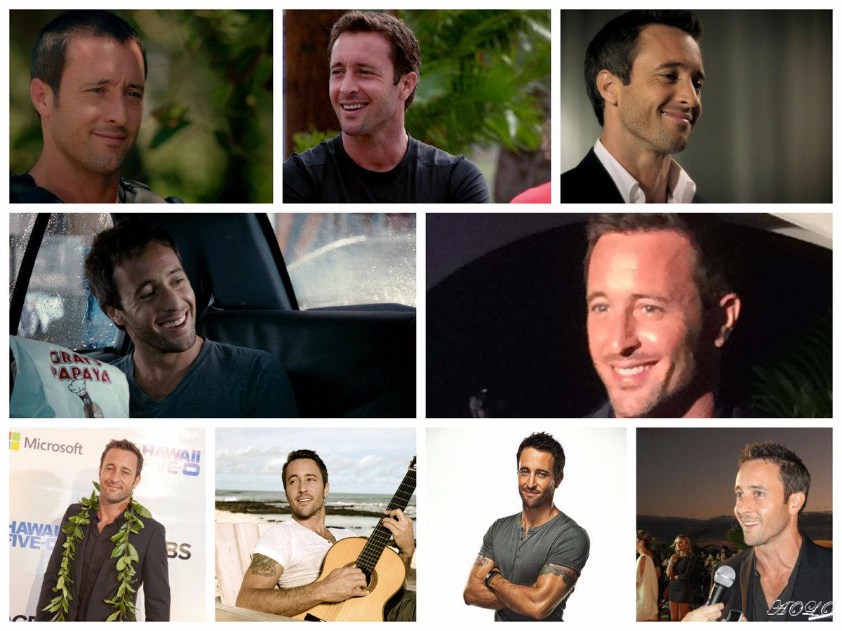 It's #WorldSmileDay and no one smiles like #AlexOLoughlin of #H50.. Don't you think? https://t.co/H6J8rcWAbs