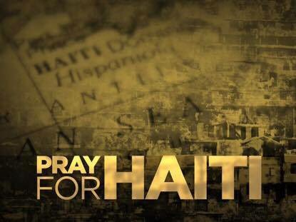 Prayers up for #Haiti. So many l