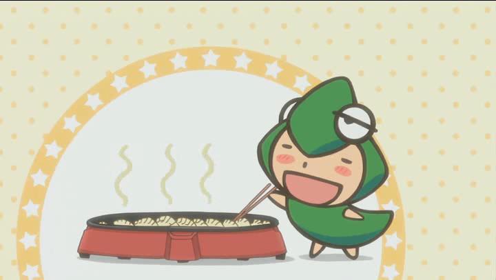 作中に2回餃子を食べる回があるひだまりスケッチ #aniaca