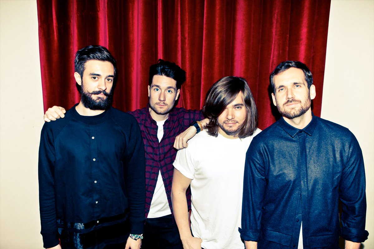 Night two of @bastilledan is SOLD OUT again!!  Set times: doors @ 7/ Bastille @ 8 https://t.co/l7GdGZDdo3