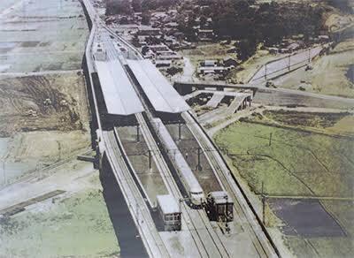 1964年の新横浜、まじで何もないな