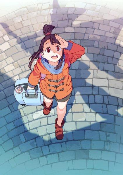 吉成曜監督×TRIGGERによるオリジナルTVアニメ『リトルウィッチアカデミア』は2017年1月放送