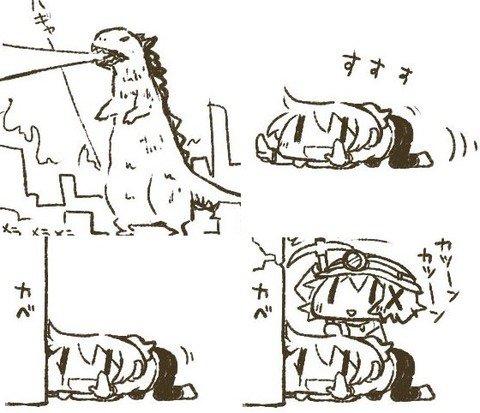 《ひだまりスケッチ》で有名な蒼樹うめ先生が最近Twitterに挙げた絵が可愛い ⇢