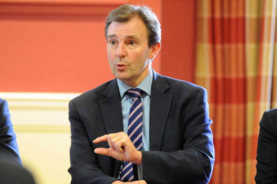 Rainy-day funds to plug the health black hole? « Jersey Evening Post