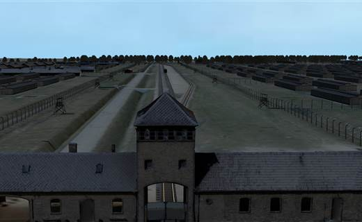 How virtual reality technology is being used to catch Nazis