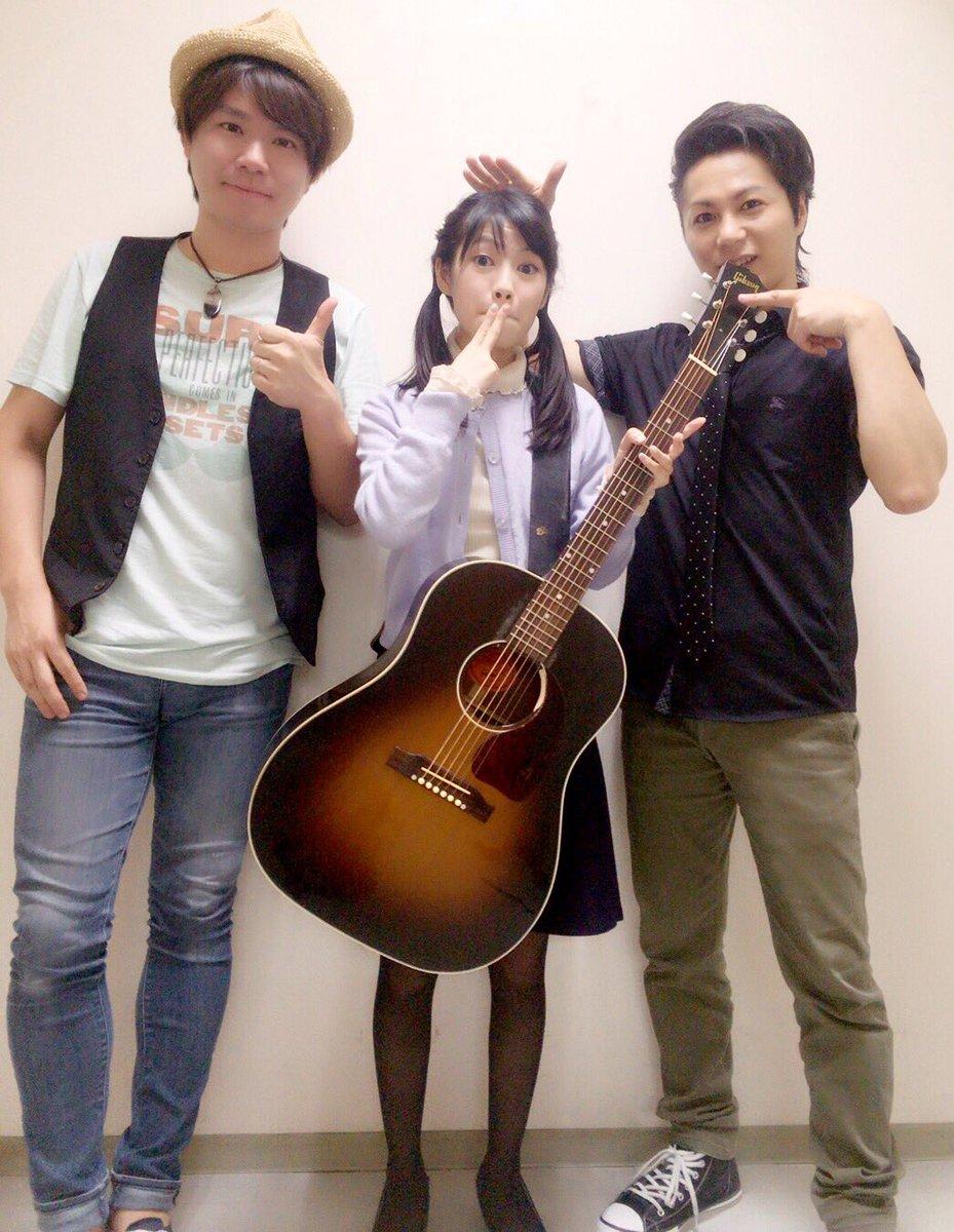 そしてなんと!今夜はTVアニメ『魔法少女?なりあ☆がーるず』で我らがうららを演じている声優の深川芹亜さんが会場に遊びに来