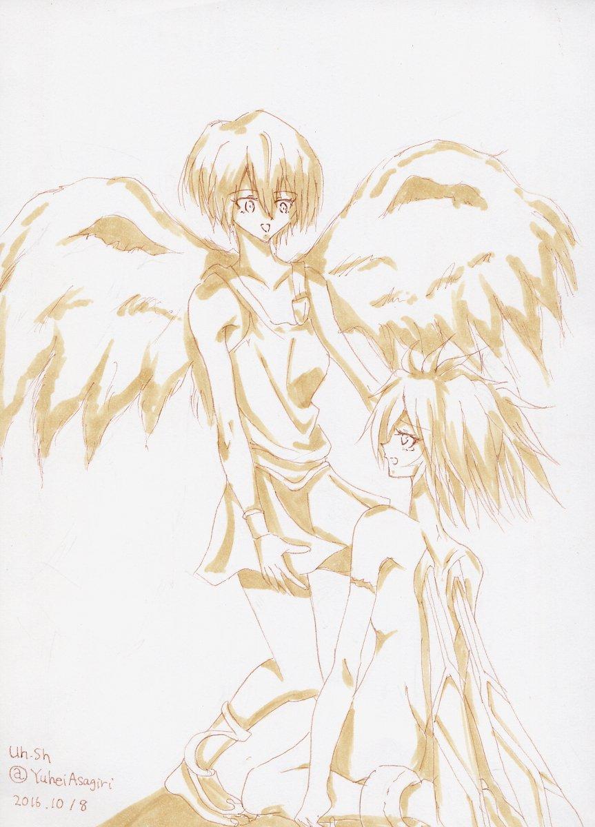 『救いの天使と女王蜂』今日で悪魔のリドル最終回。兎角さんと晴ちゃんの絆の美しさに魅せられて幾年。あらゆる困難と理不尽、不