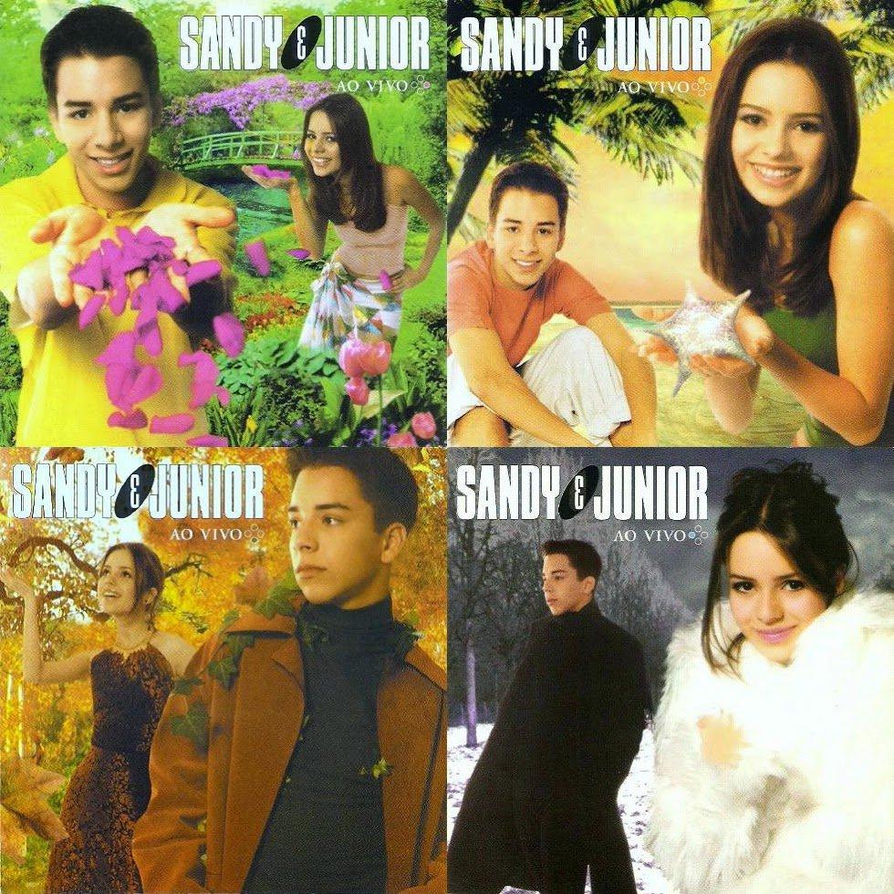 #ShowSandyEJunior: Show Sandy E Junior