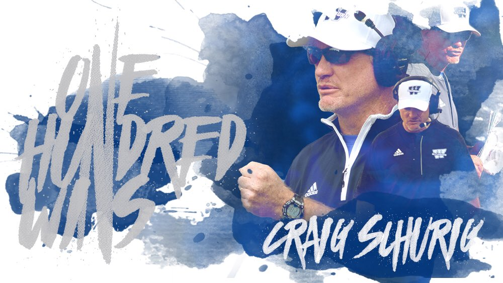 Washburn football team defeats MSSU 45-13 as Ichabod head coach Craig Schurig gets career win No. 100 #GoBods https://t.co/uR8oeGs3rg