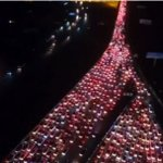 Could be worse Aucklanders! - Beijing's gridlock from hell after national holiday
