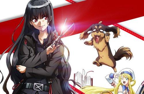 アニメ化された後、連載が終わった『犬とハサミは使いよう』がまさかの場所で復活する