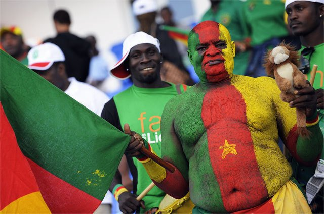 Image result for Cameroon vs Algeria – CAF World Cup qualifying: