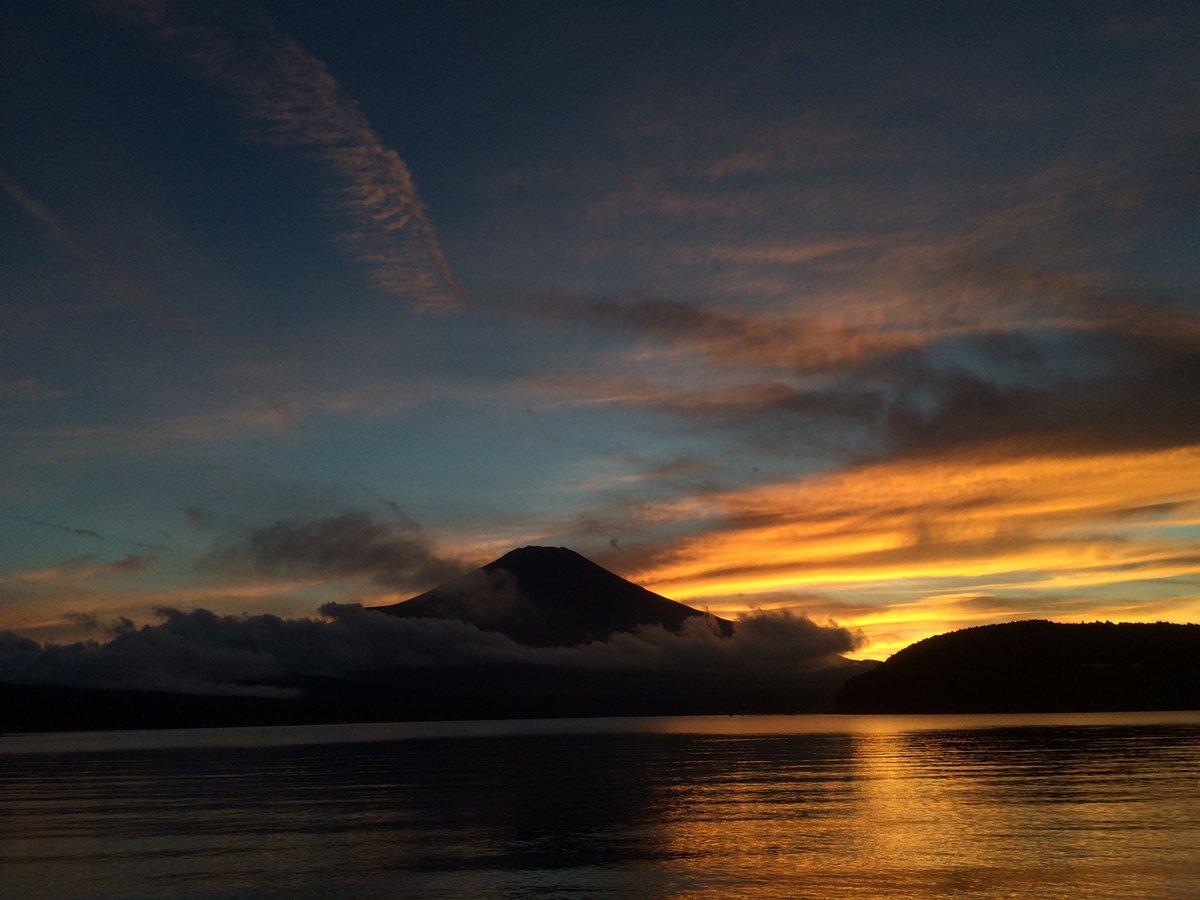 山中湖 https://t.co/j47cOK0tmz