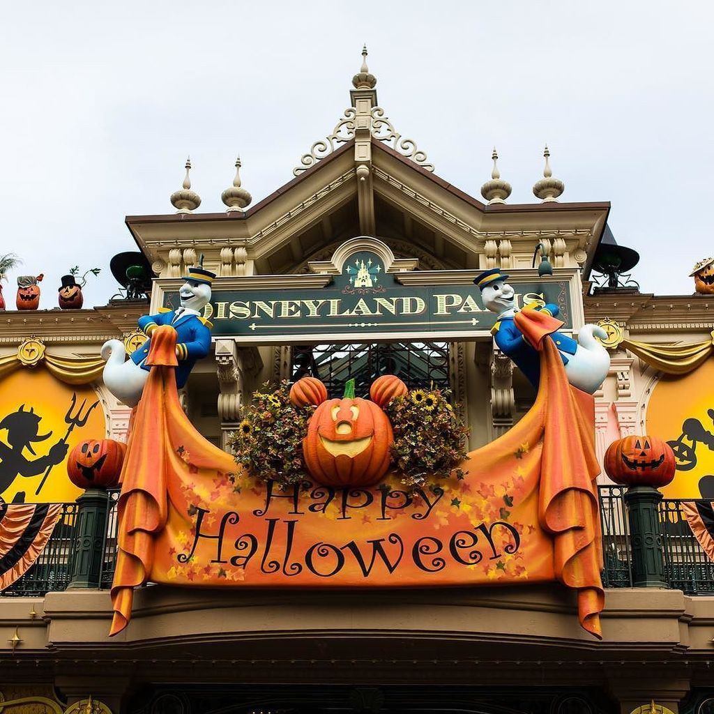 disneylandparis, halloween