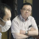 In the News / Genichi Nishimura / Cancer diagnosis brings doctor much closer to patients
