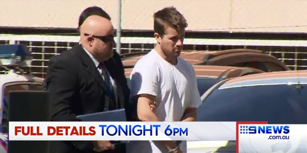 Tonight trial of accused balcony killer gable tostee to for Balcony killer
