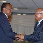 Uhuru to host SA's Jacob Zuma to three-day visit on trade, security