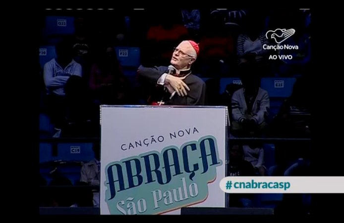 #CNabraçaSP: C Nabra &ccedil ;a SP