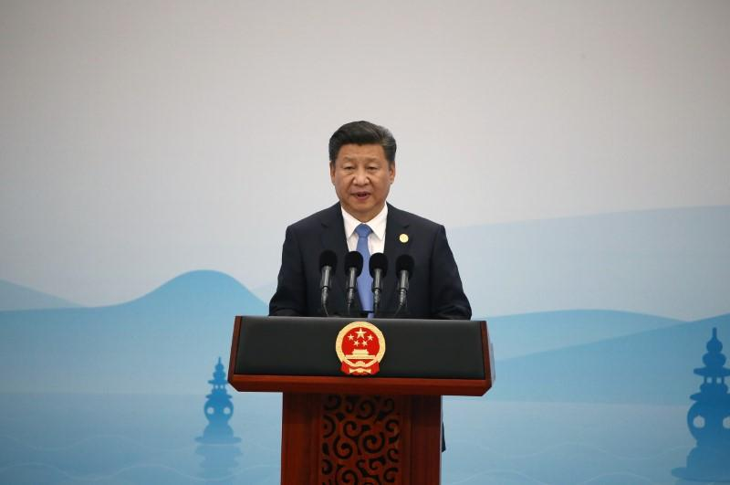 Xi says China must speed up plans for domestic network technology