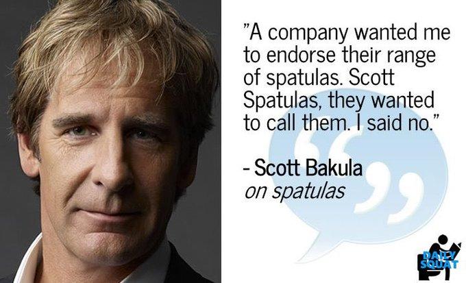 Happy Birthday, Scott Bakula.