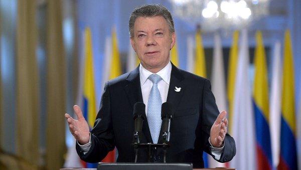 Presidente Santos donará a las víctimas el dinero que reciba por el premio Nobel de Paz https://t.co/k8cSY2ErF6 https://t.co/Uadw9RMNs2
