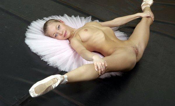 Порно фото голой балерины 13963 фотография