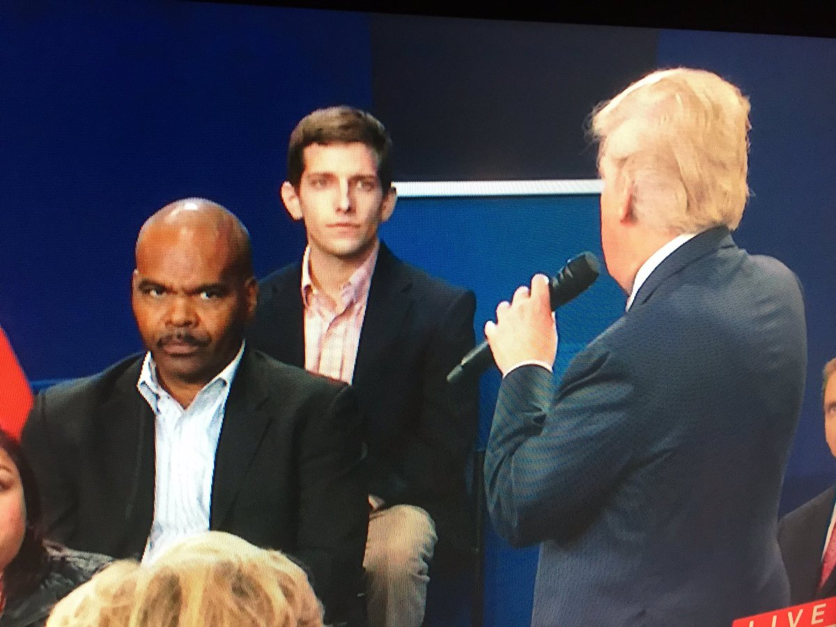When you realize you're no longer an undecided voter... #debates https://t.co/Qi1oXYRtJf