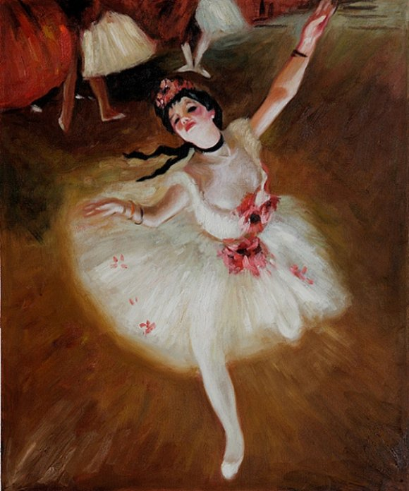 'So grasp the dancing singing loving life  I beg you, knowing worldly sorrow rife'  MySonnet18 : Art-Degas https://t.co/wNCaD4TMZa