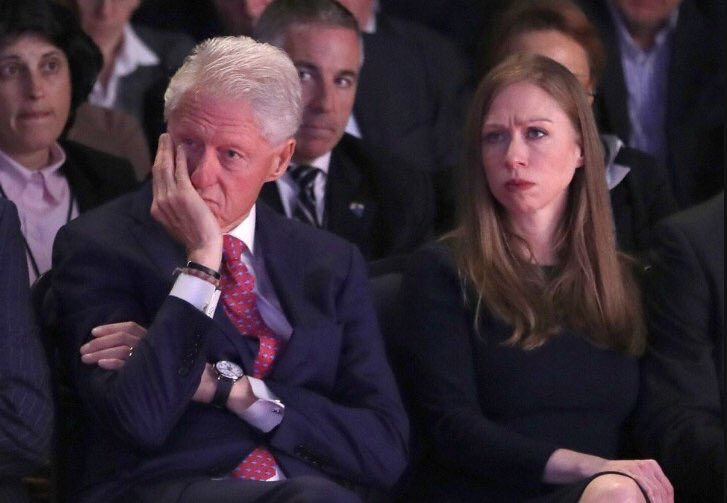 I agree with Bill Clinton's facial expression on how tonight's debate went. https://t.co/5g953UD38W