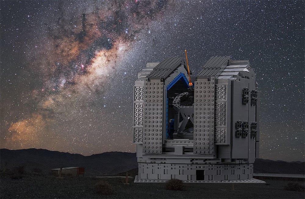 ヨーロッパ南天天文台が運営する...