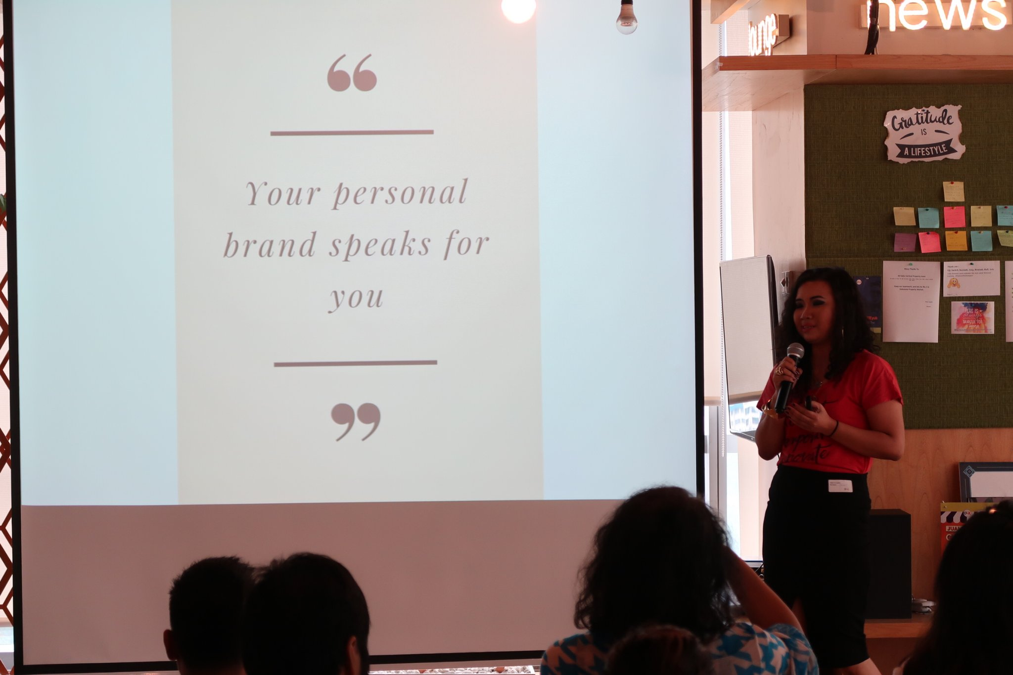 Speaking about personal branding at Indonesia Lifestyle Digital Influencers gathering https://t.co/5IOfXuK59A