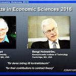 Contract theory earns pair Nobel Economics Prize - The Express