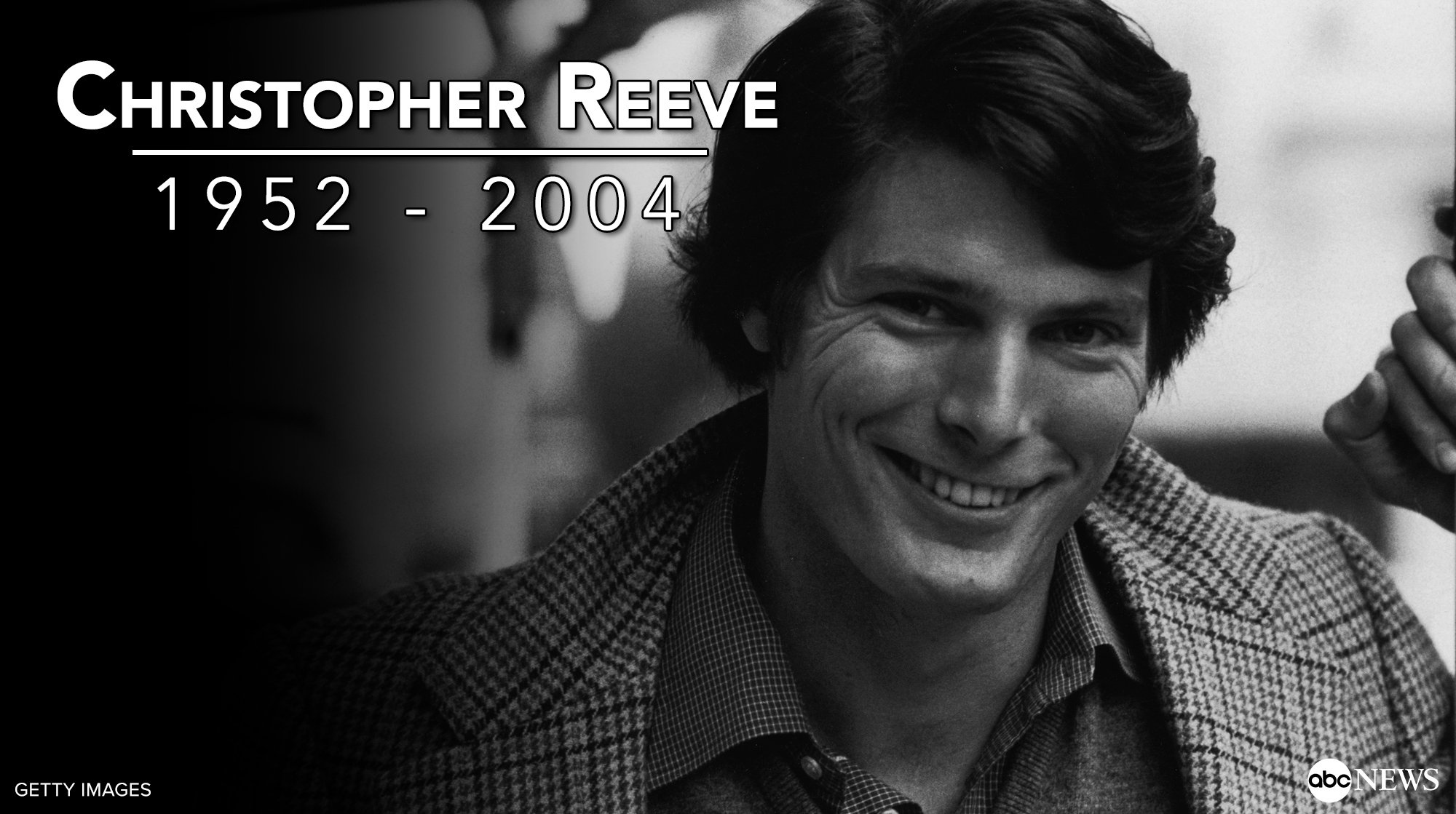 Christopher Reeve, known for his role as Superman, and more, died on this day in 2004. Rest in peace... https://t.co/wFGFZufzyX