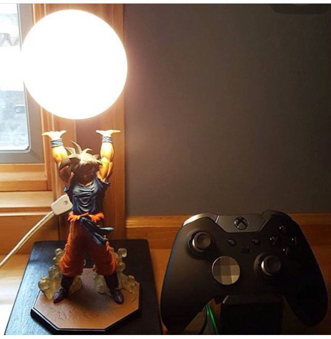 Need this lamp in my life 😻💡#DragonBallZ https://t.co/h1Y8O5zBFf