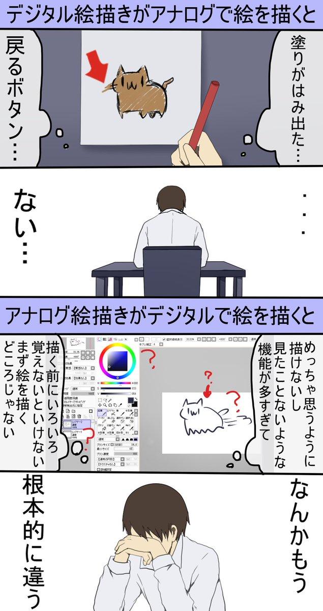 デジタルアナログ
