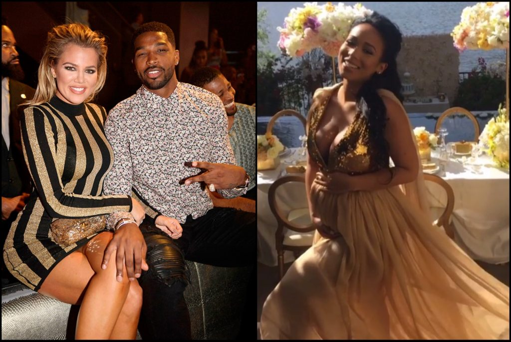 Tristan Thompson Left Pregnant GF For Khloe; Her Baby Shower Photos https://t.co/khJ58q78js via https://t.co/l2F9zDcxiu