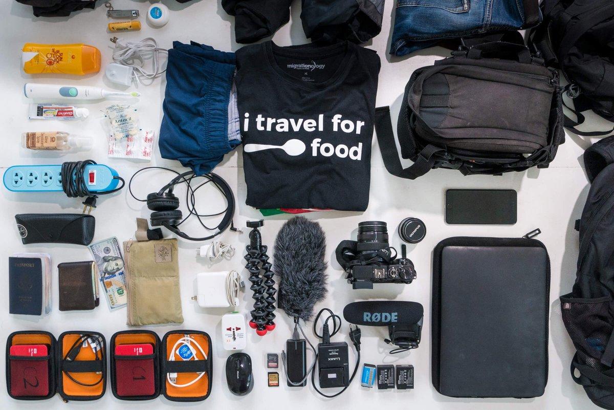 My Ultimate Travel Packing List (Everything I Carry): https://t.co/qJ8ROmKht6 #travel #packinglist #travelgear https://t.co/L8EvDQalkw