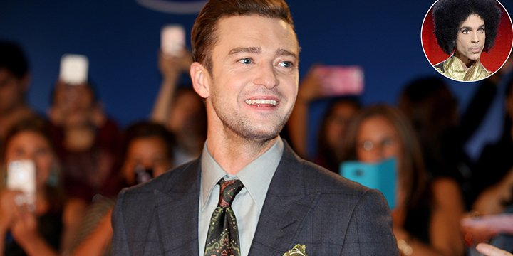 Justin Timberlake is dedicating his upcoming Netflix concert documentary to Prince