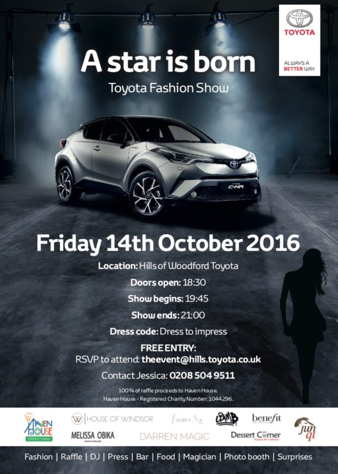 THIS FRIDAY! FREE ENTRY!  Venue:@ToyotaWoodford Showroom Doors Open 6:30 | Show Starts 7:45 @ThisISLiamB @AdamRyan_ https://t.co/kwa2IydgpZ