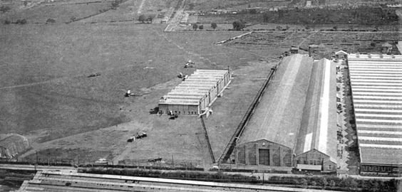 First London to Paris flights were from Cricklewood Aerodrome in the 1910s-1920s https://t.co/jCRytILIcq