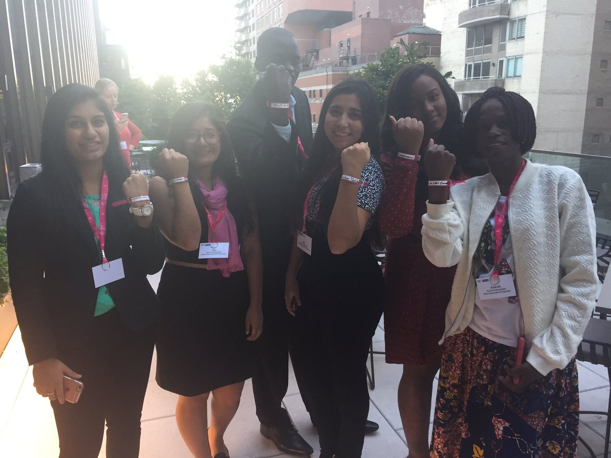 When a girl is empowered, #SheWill change the world. #SheWillBracelets #GirlsTakeover #DayofTheGirl https://t.co/TygMKIZlxb