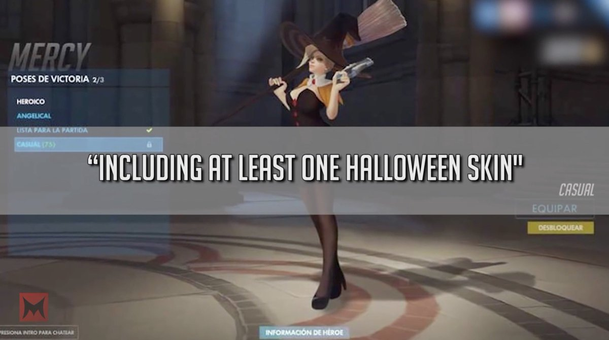 Scary halloween props diy scary halloween - Overwatch Holiday Update Offers New Winter Wonderland